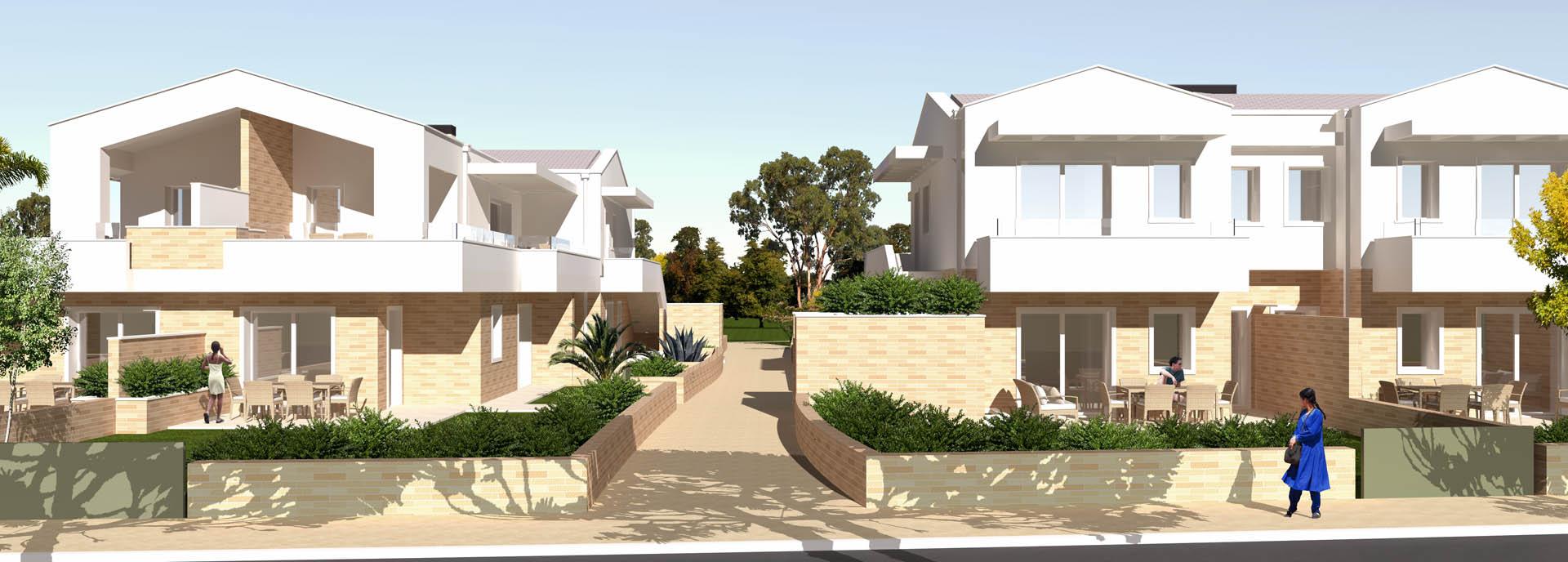 Studio Matteoni Complesso residenziale Casa Panzini
