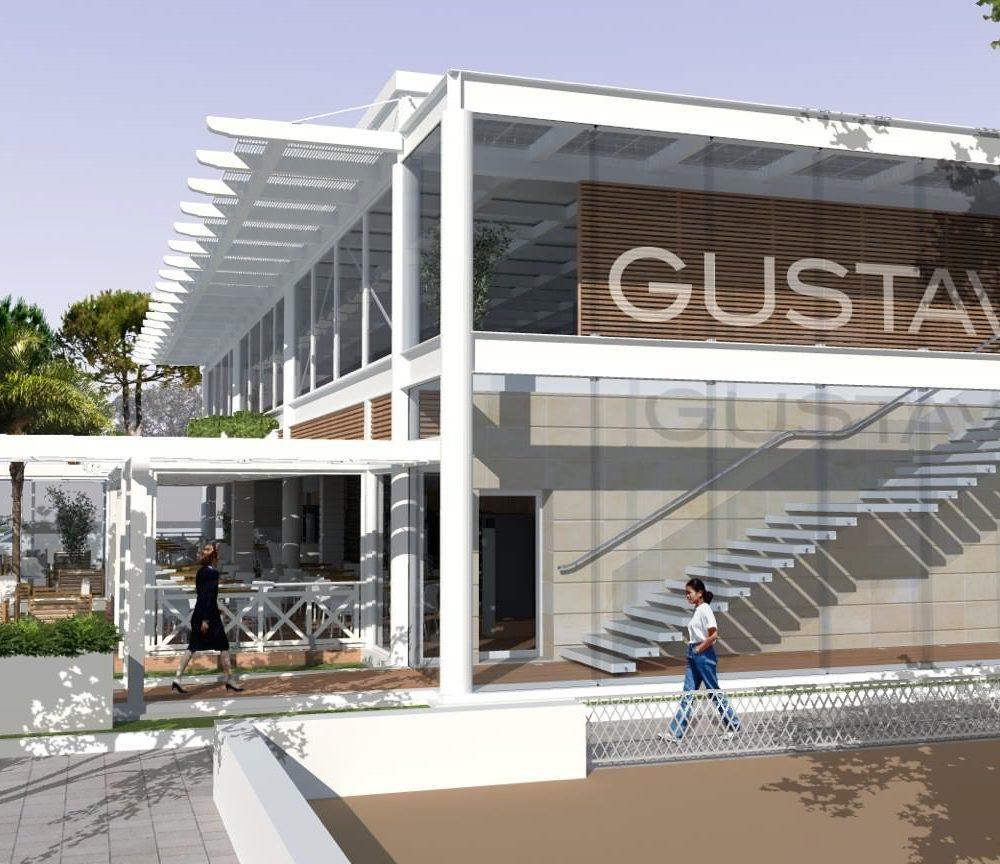 Studio Matteoni Enoteca regionale Gustavino Riccione