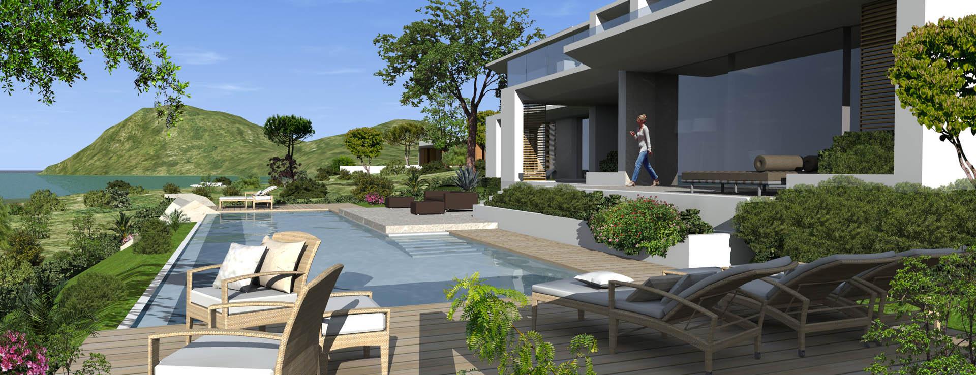Studio Matteoni Villa Agapanto Golfo Aranci