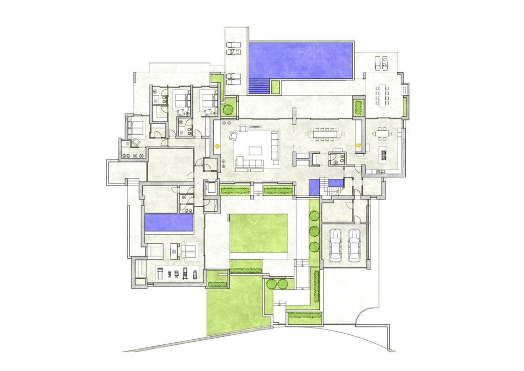Studio Matteoni Villa Altea Golfo Aranci