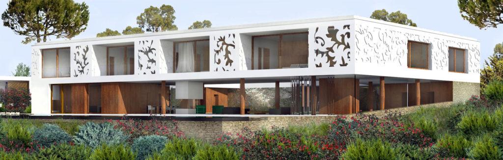 Studio Matteoni Villa Asfodelo Golfo Aranci