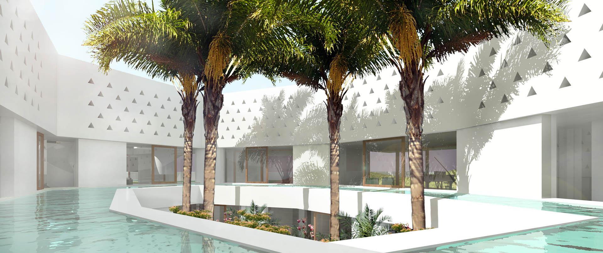 Studio Matteoni Villa in Marbella