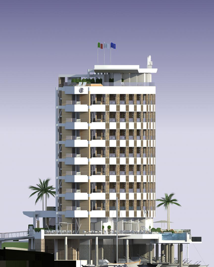 Studio Matteoni Punta Corona Suite Hotel