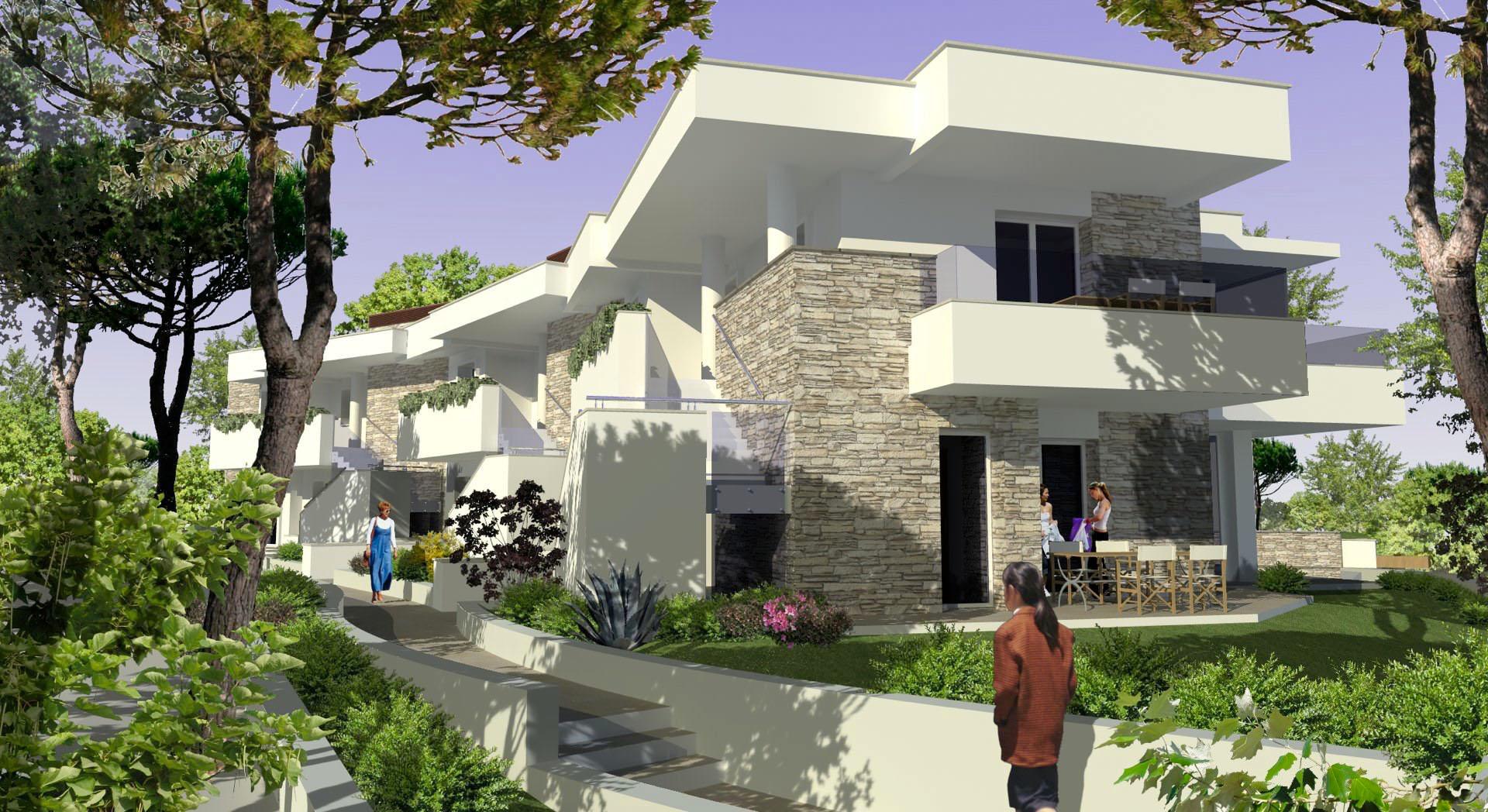 Studio Matteoni - Residenze dei Pini Riccione